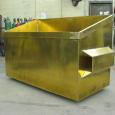 Bronze Dumpster