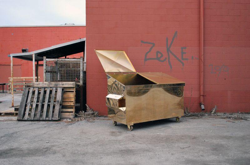 Dumpster promo
