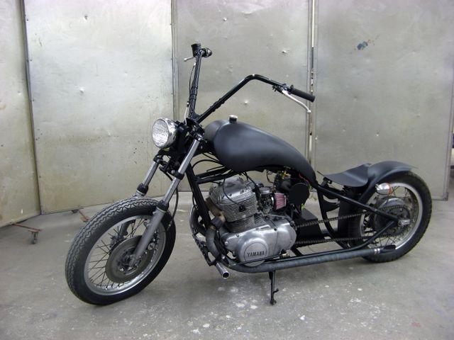 Zeke's bike 2