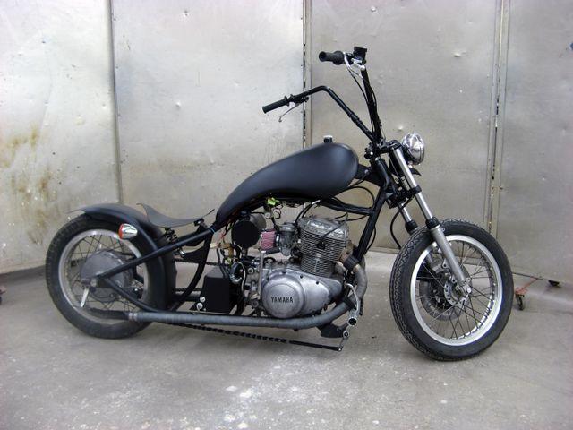 Zeke's bike