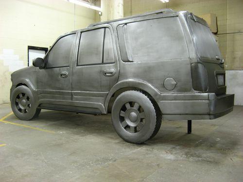 SUV (in progress)